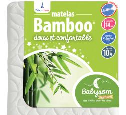 Matelas bébé Bamboo
