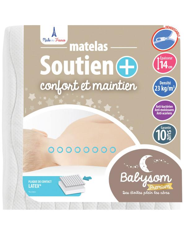 Matelas bébé contact Latex